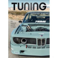 Tuning - Az egyedi autók világa - Könyv