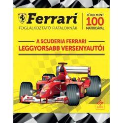 A Scuderia Ferrari leggyorsabb versenyautói - Könyv