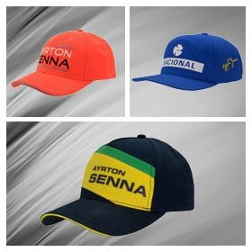 Ayrton Senna Baseball Cap