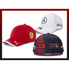 Formula 1 Kids Cap