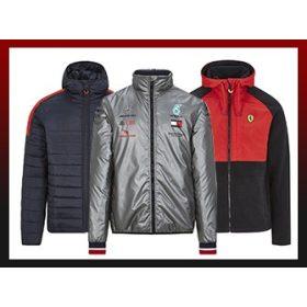 Formula 1 Jacket
