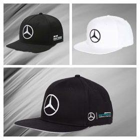 Mercedes Flatbrim Cap