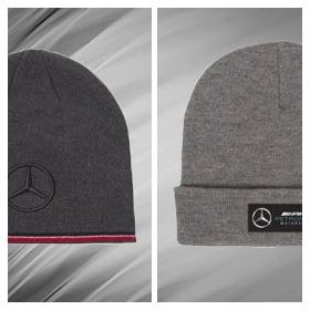 Mercedes Winter Cap