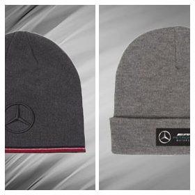 Mercedes Winter Cap