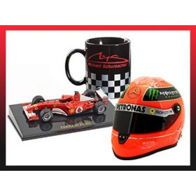 Michael Schumacher Gifts