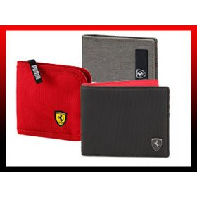 Ferrari Mens Wallet