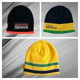 Ayrton Senna Winter Cap