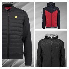 Formula 1 Mens Jacket