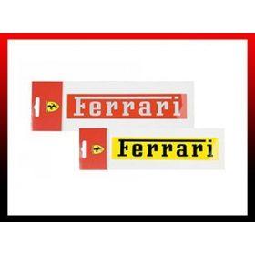 Ferrari Sticker