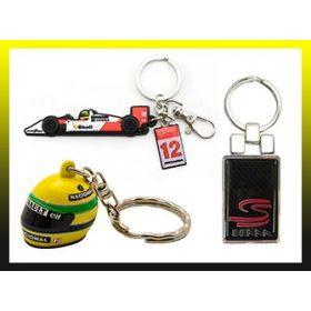 Ayrton Senna Keyring