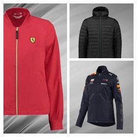 Formula 1 Womens Jacket