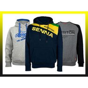 Ayrton Senna Sweater