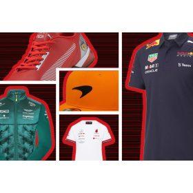 F1 clothing
