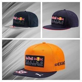 Red Bull Flatbrim Cap