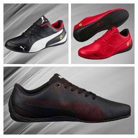 Ferrari Drift Cat Shoes