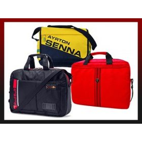 Formula 1 Notebook Bag