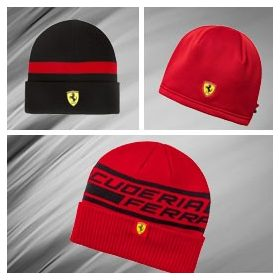 Ferrari Winter Cap