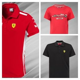 Ferrari T-Shirt Kids
