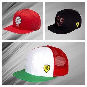 Ferrari Flatbrim Cap