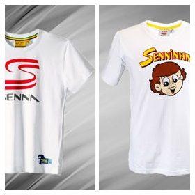 Ayrton Senna T-Shirt Kids