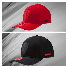 Ferrari Fullcap Cap