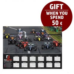 Formula 1 race calendar