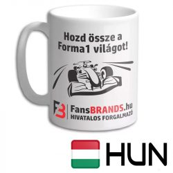 FansBRANDS mug, White