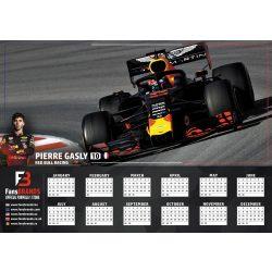 Pierre Gasly race calendar