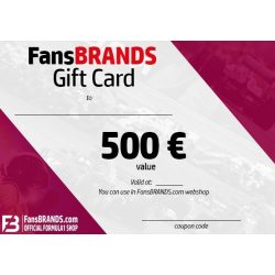 Gift Card 500€
