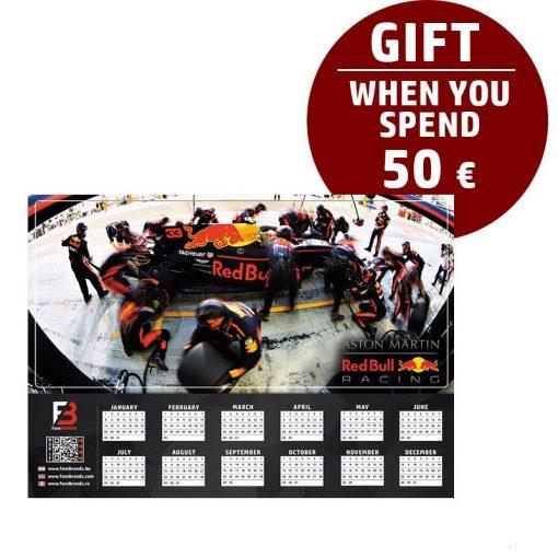 Red Bull Race calendar gift
