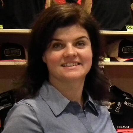 Melinda Chertesne Szocs