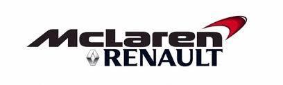 Mclaren Renault logo