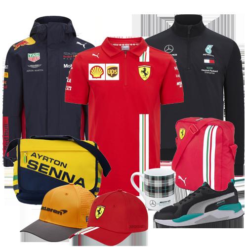 Cheap Formula 1 products